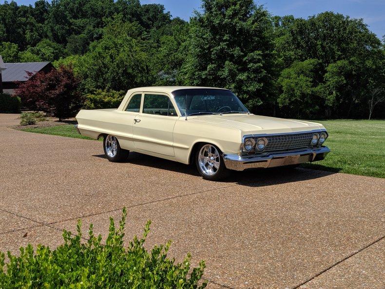 1963 Chevrolet Biscayne For Sale