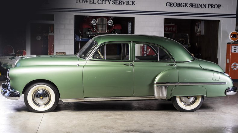 1949 Oldsmobile Series 76
