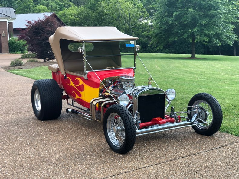 1929 ford t bucket custom