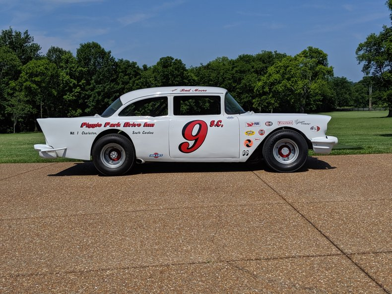 1957 chevrolet race car