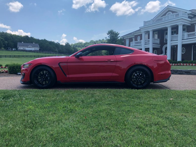 2016 ford mustang gt 350