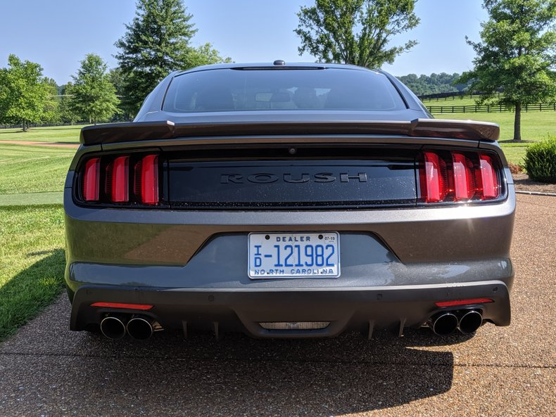 2016 ford mustang roush stage 3