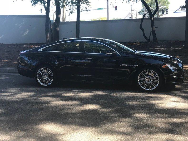 2017 jaguar xl supercharged