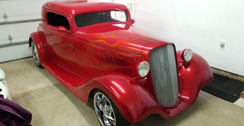 1935 Chevrolet 3-Window Coupe For Sale