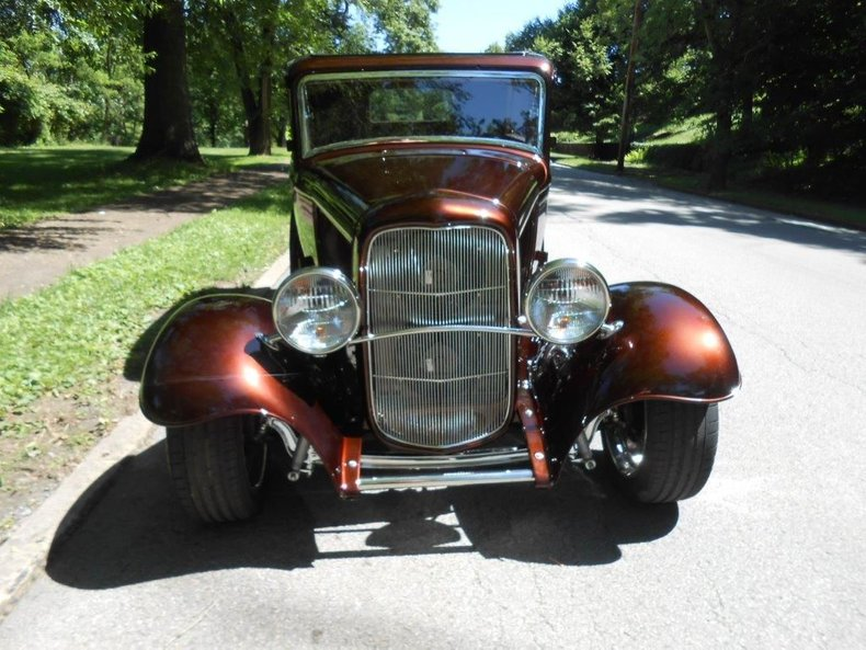 1932 ford 18 street rod