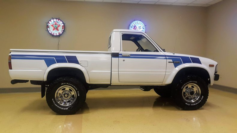 1982 toyota truck