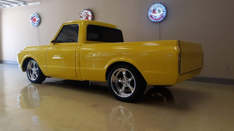 1972 chevrolet truck custom