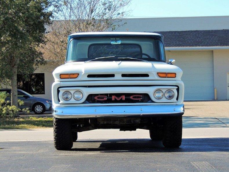 1961 chevrolet 4x4 restomod pickup