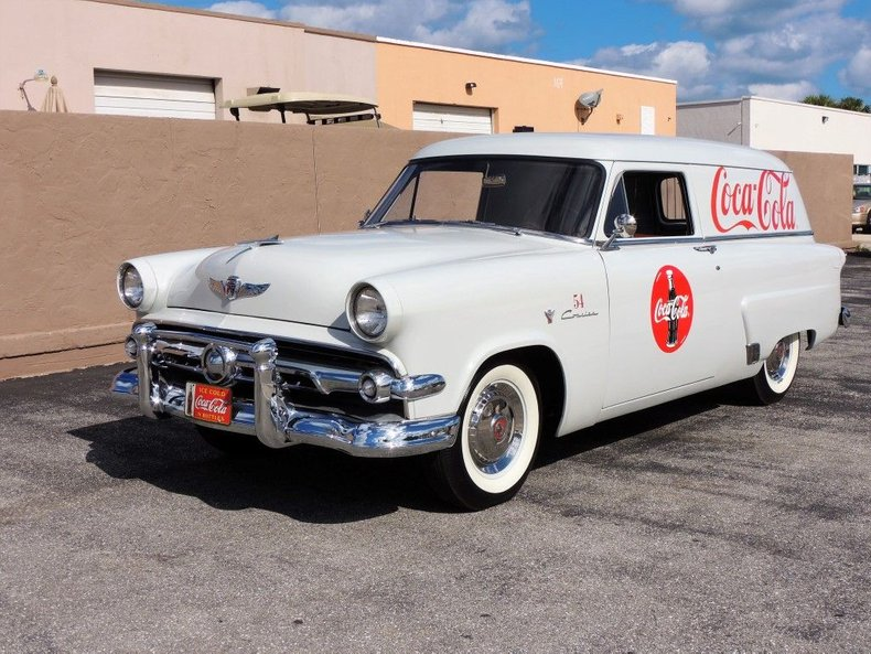 1954 Ford Courier Delivery Sedan For Sale