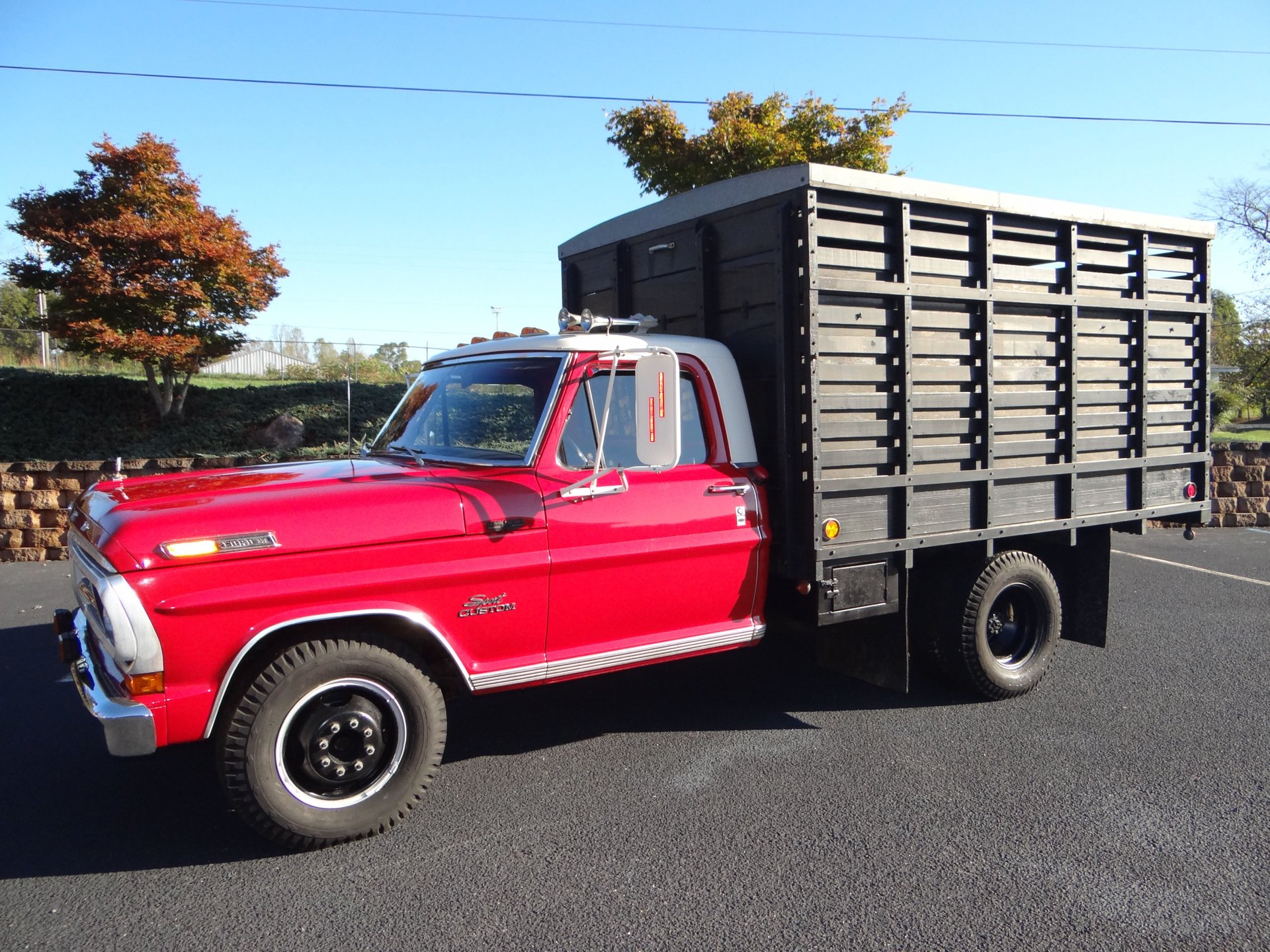 1971 ford f350