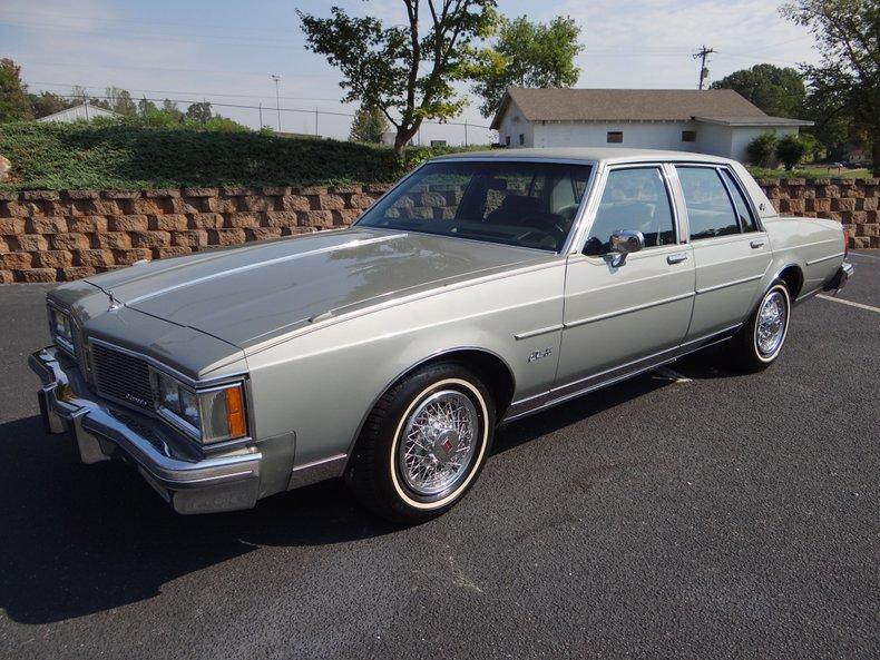 1984 Oldsmobile Delta For Sale