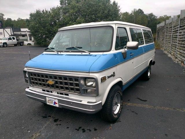 1980 Chevrolet C20 Van For Sale