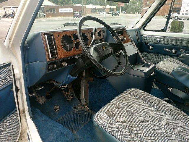 1980 chevrolet c20 van beauville
