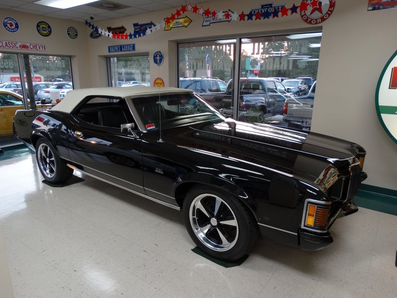 1971 Mercury Cougar For Sale