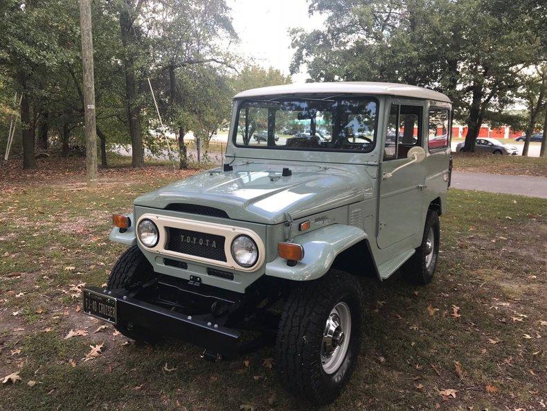 1972 toyota fj40 landcruiser
