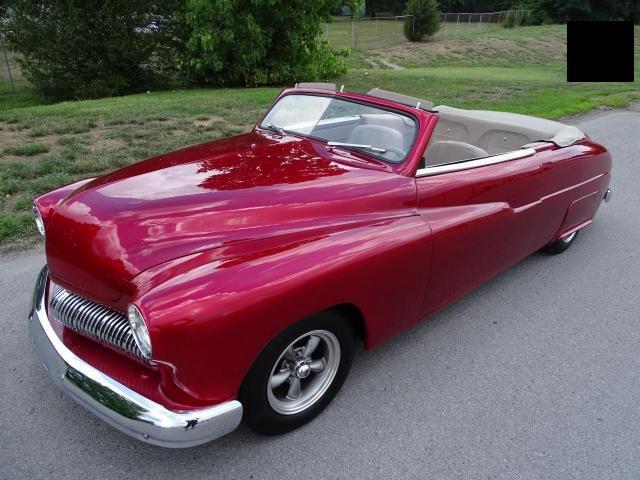 1950 Mercury Custom For Sale