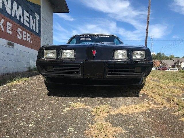 1981 pontiac firebird formula turbo