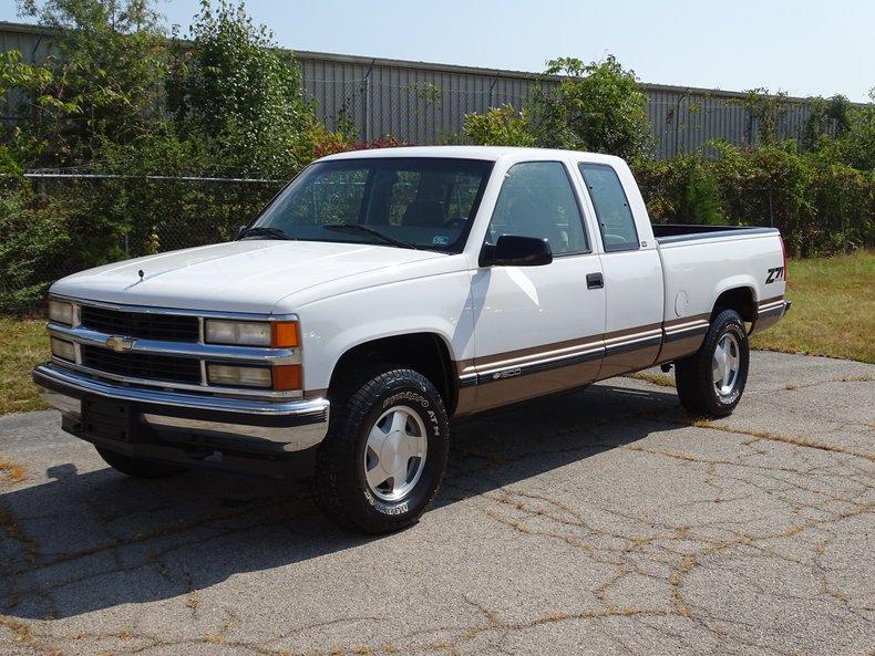 1998 Chevrolet Silverado For Sale