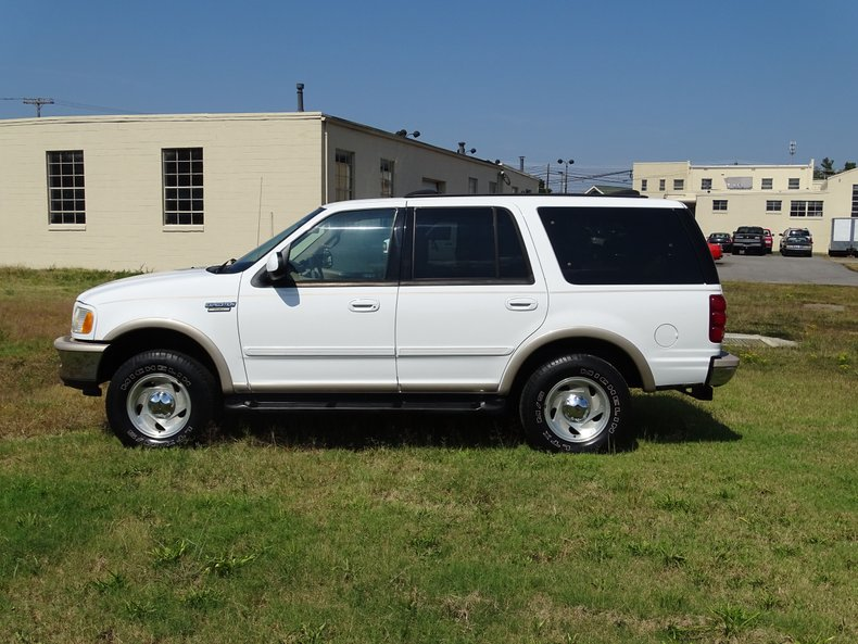 1998 ford expedition eddie bauer edition
