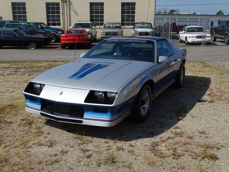 1982 chevrolet camaro z28