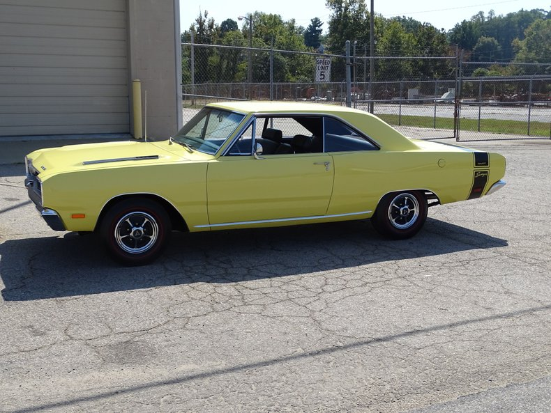 1969 dodge dart swinger