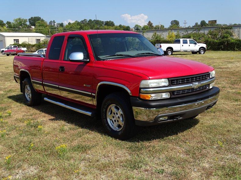 1999 Chevrolet Silverado For Sale