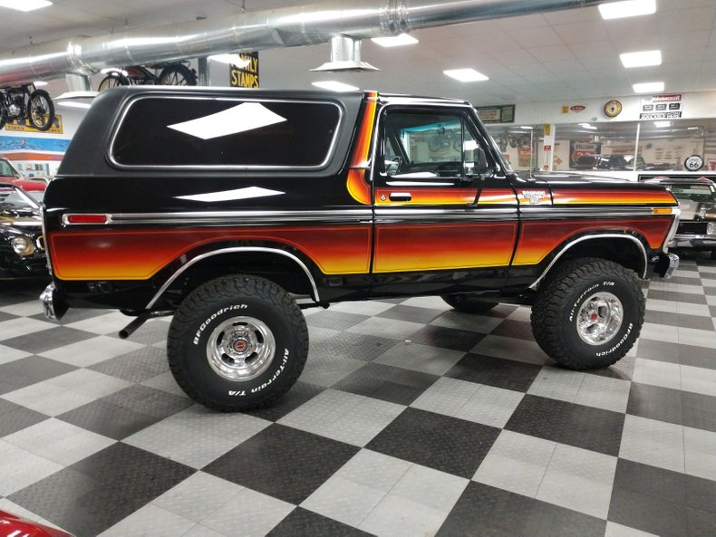 1979 ford bronco ranger