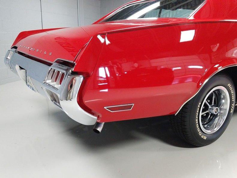 1972 oldsmobile cutlass cs