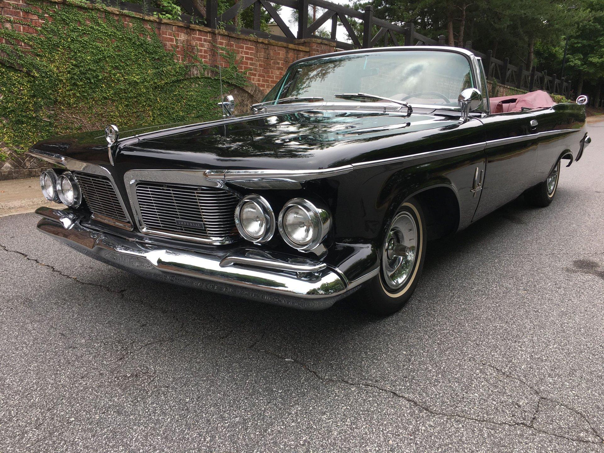 1962 chrysler imperial crown