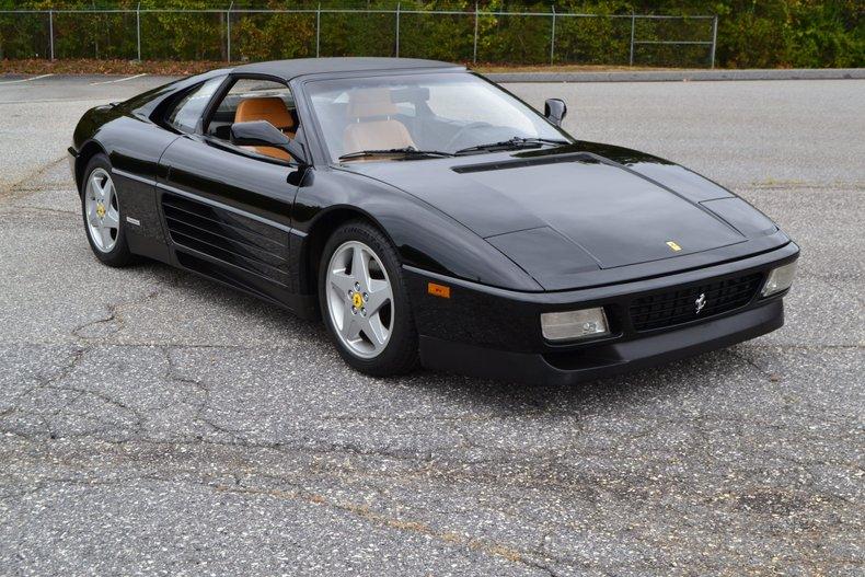 1992 フェラーリ 348 GTS