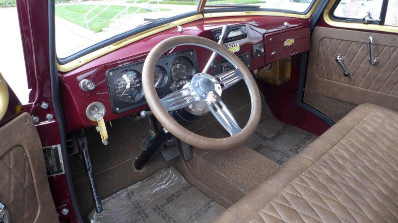 1951 chevrolet 5100