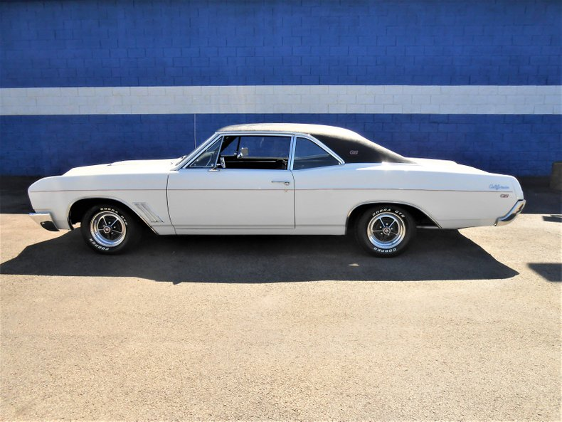 1967 buick gran sport california edition
