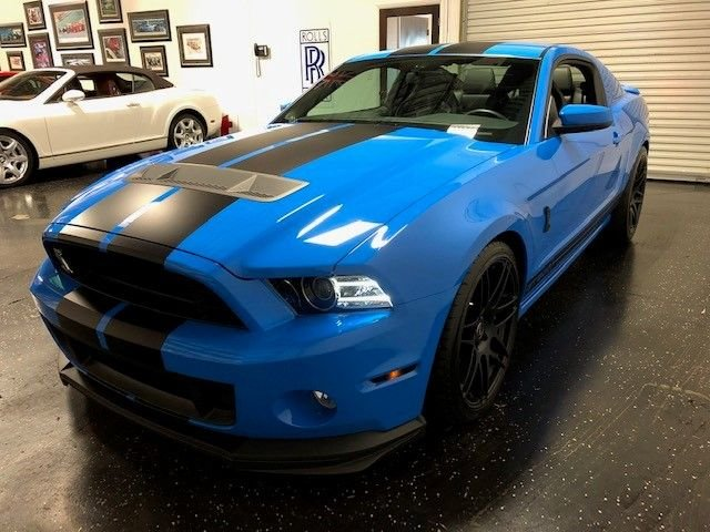 2014 ford mustang shelby