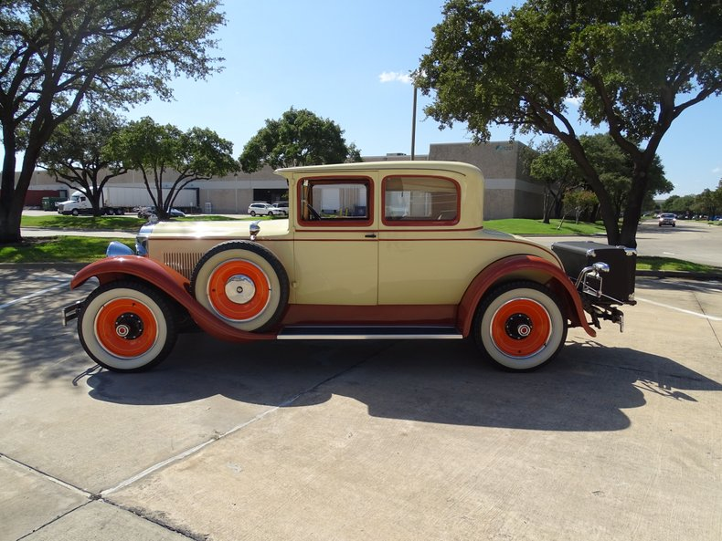 1929 packard series 633