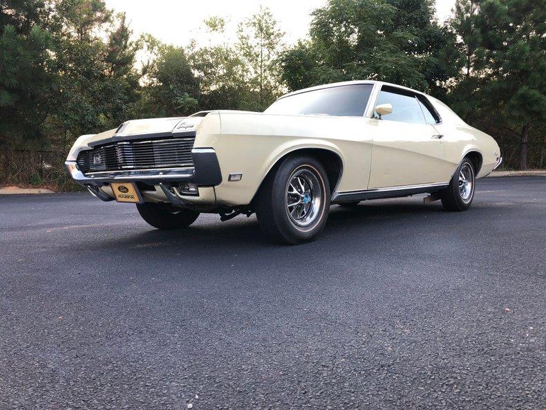 1969 Mercury Cougar For Sale