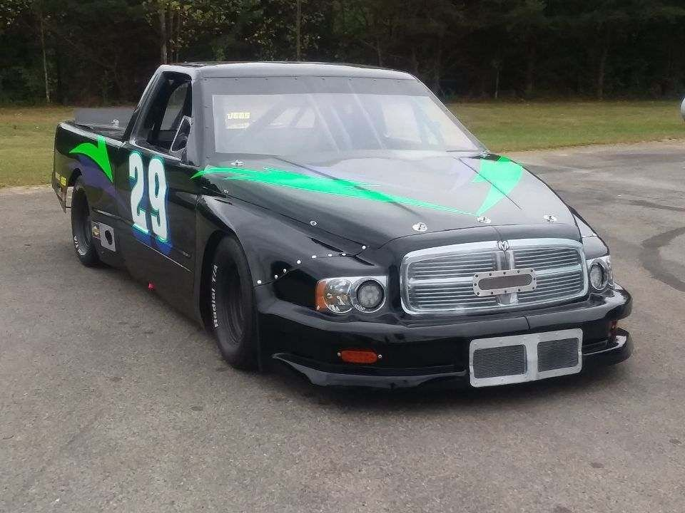 2012 custom built dodge race truck