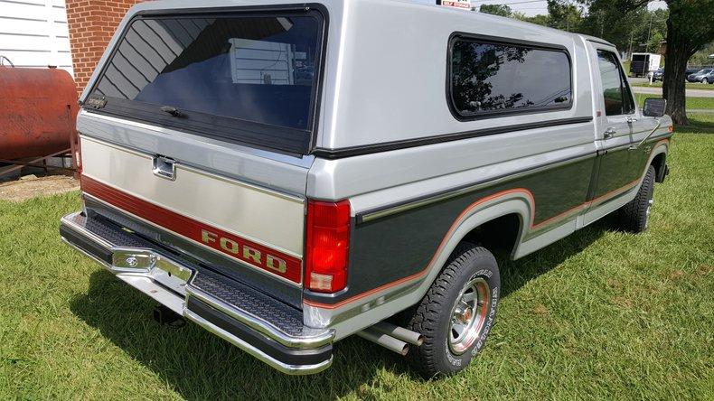 1985 ford f150 xlt lariat