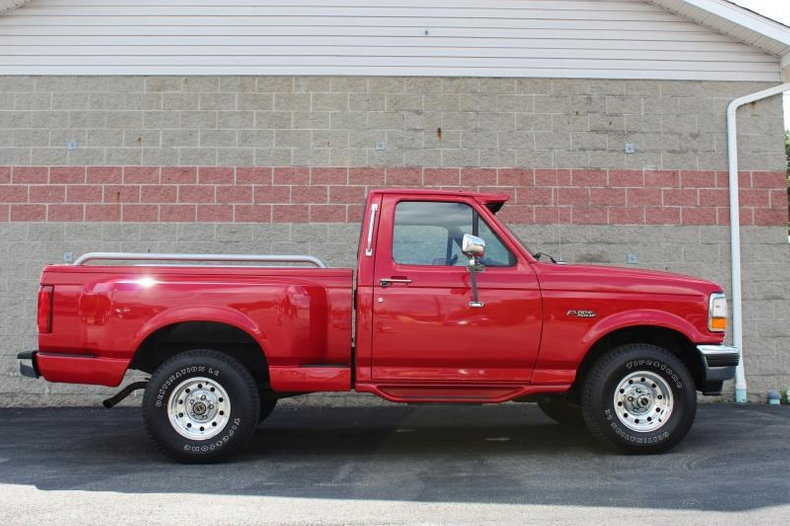 1995 ford f150 flareside