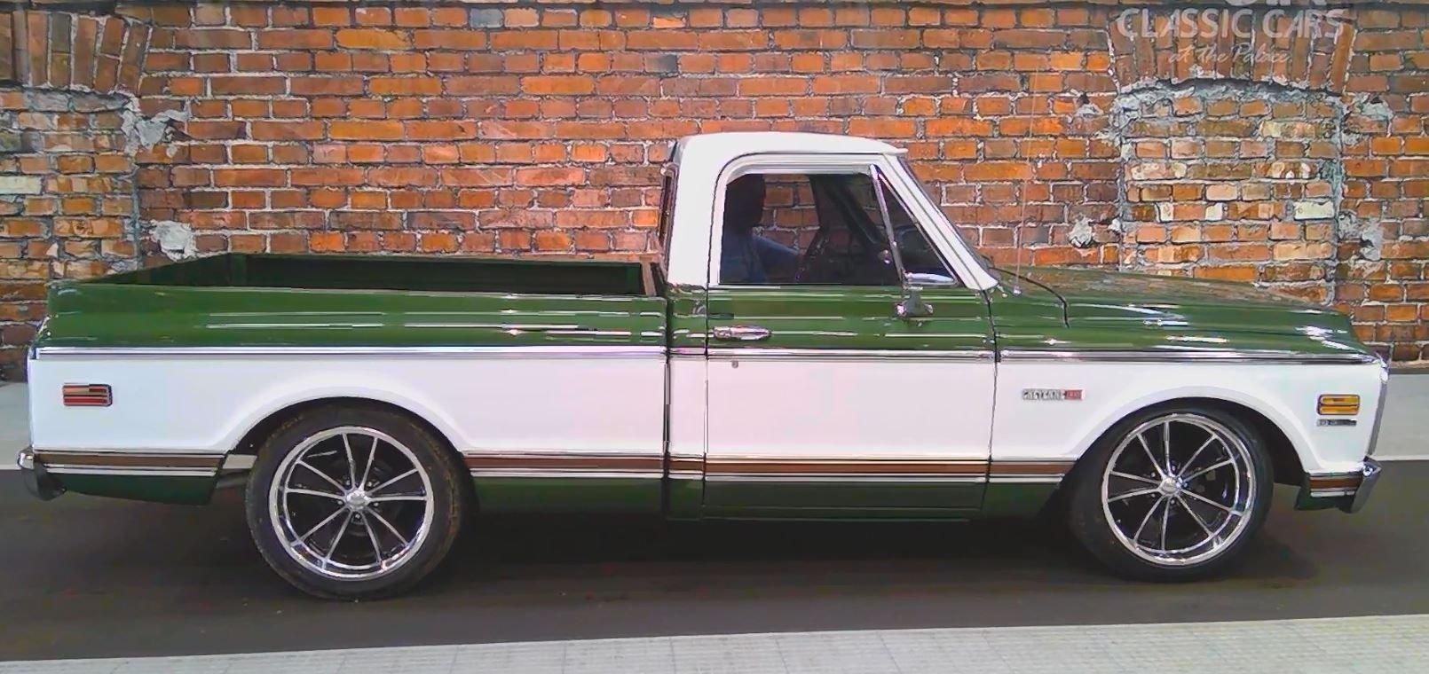 1972 chevrolet cheyenne c10