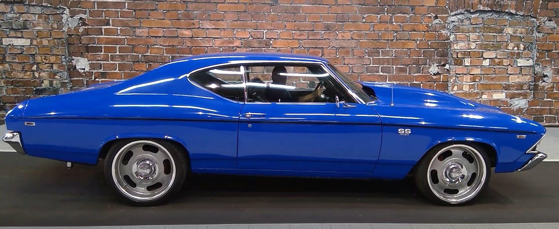 1969 chevrolet chevelle ss replica