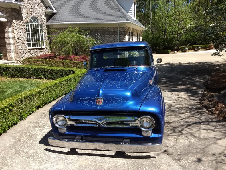 1956 ford f100 deluxe