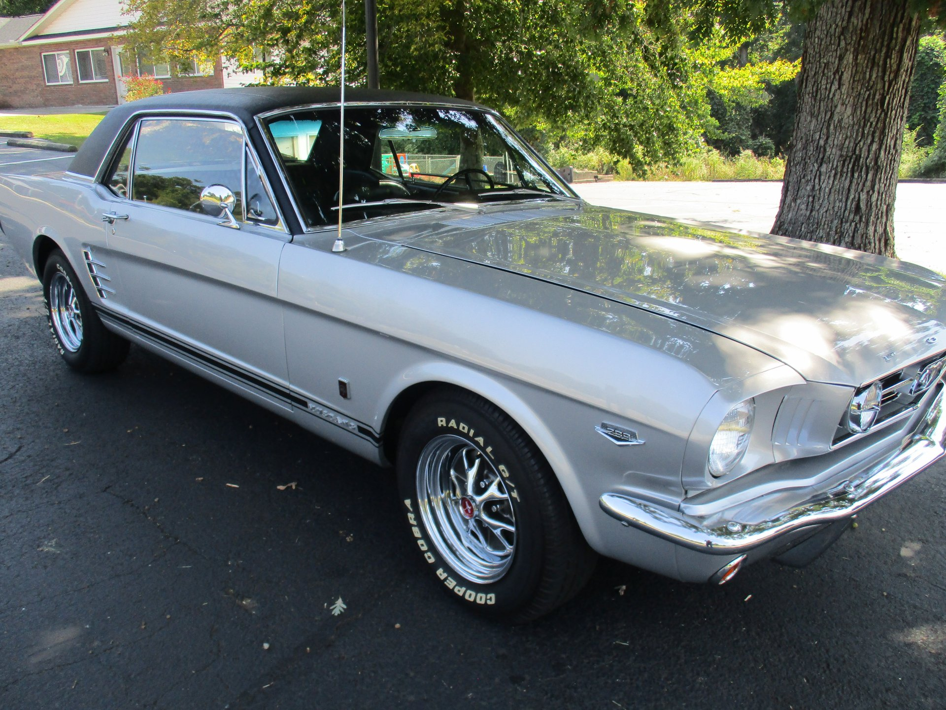 1966 ford mustang gt clone
