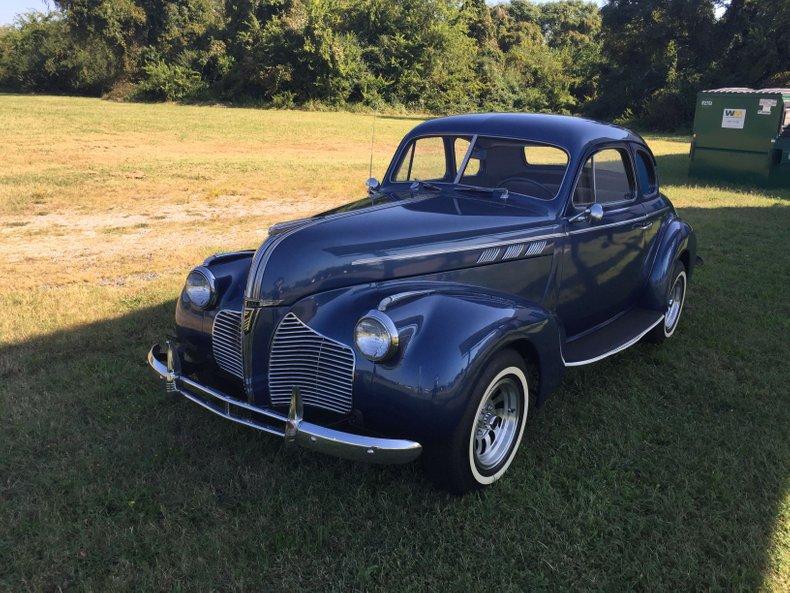 1940 Pontiac Deluxe For Sale