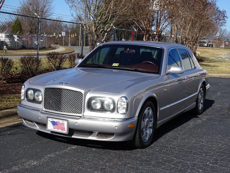2003 Bentley Arnage For Sale