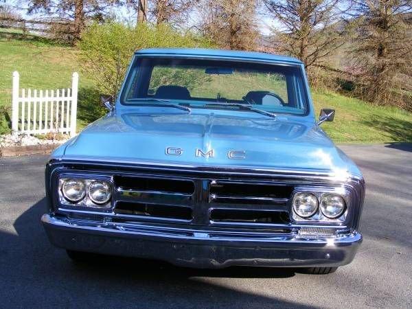 1971 gmc pickup 1500