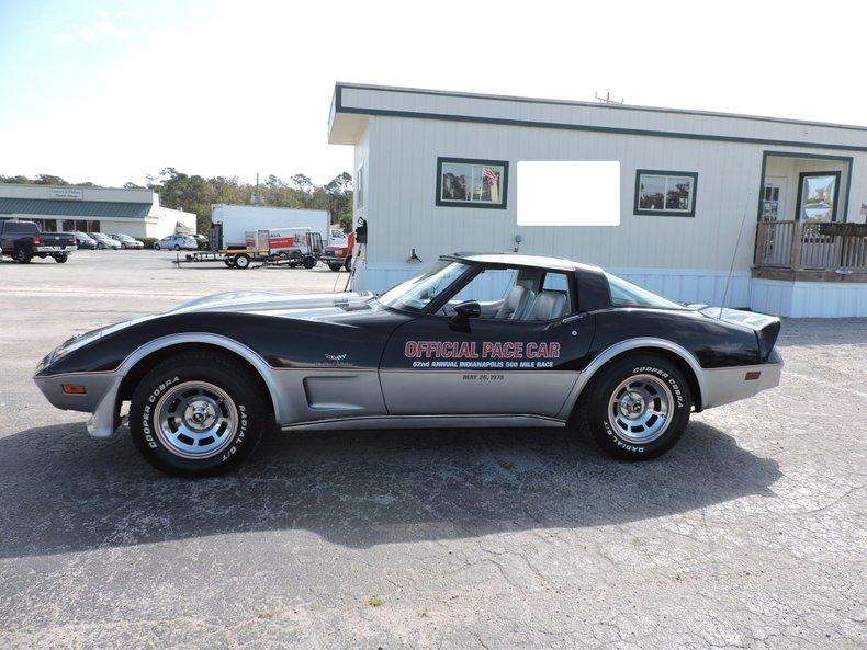 1978 chevrolet corvette l82 limited edition