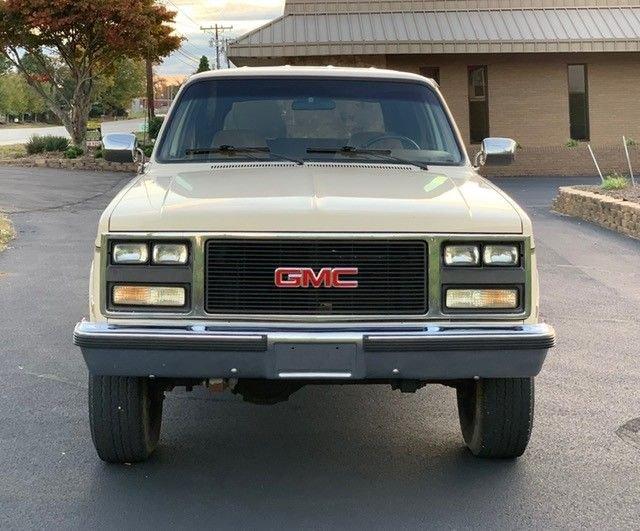 1989 gmc suburban sle