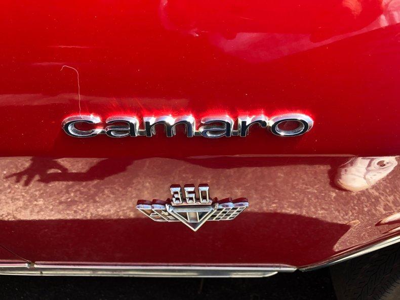 1967 chevrolet camaro rs ss