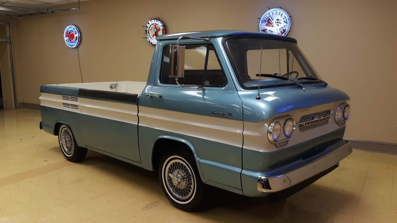 1961 chevrolet corvair 95 truck