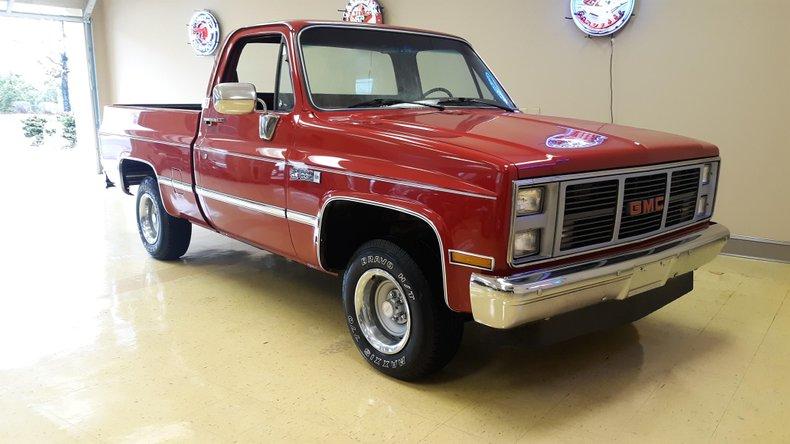 1987 gmc sierra classic 1500